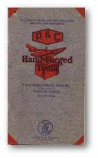 1931-33 catalog cover