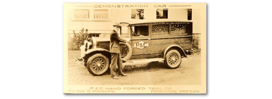 Early P&C Postcard