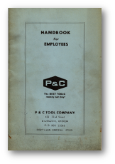 P&C employee handbook available for download